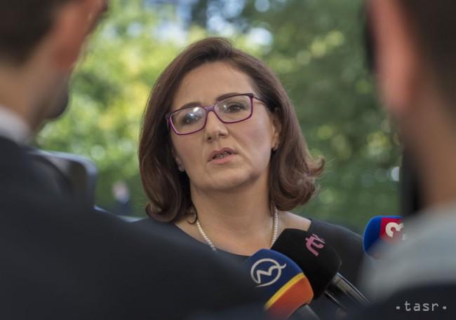 Lubyová: Nikto v EÚ nemá záujem pozastaviť eurofondy pre vedu a výskum