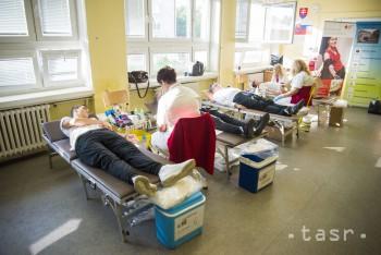 VIDEO: Otvorenie kampane Študentská kvapka krvi