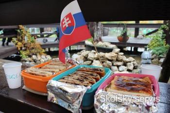 Slovenský piknik v Bukurešti alebo Ako chutí Slovensko
