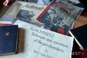 Coloradská univerzita získala najväčšiu súkromnú zbierku o holokauste