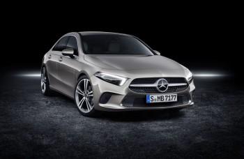 Mercedes-Benz Triedy A už aj ako sedan