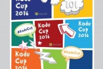 Finále KODU CUPu 2016 - súťaže pre mladých programátorov ZŠ sa blíži