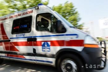 Pri obci Cabaj-Čápor zomreli traja ľudia, vrátane dvojročného chlapca