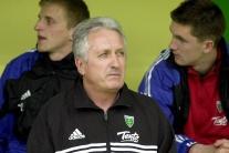 Karol Pecze (uprostred)