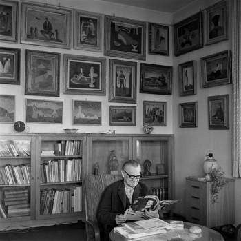 Maliar Miloš Alexander Bazovský sa narodil pred 120 rokmi