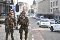 Belgicko zriadilo na troch železničných staniciach bezpečnostné brány