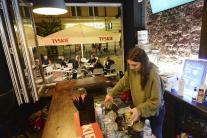 Letné terasy reštaurácií po lockdowne