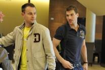 Zraz slovenskej hokejovej reprezentácie