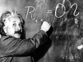 Vedci objavili gravitačné vlny, ktoré predpokladal Einstein