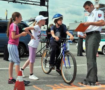 Projekt Bezpečne na bicykli