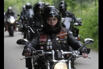 Zraz motorkárov Black Kings v Opatovej