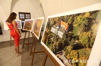 Banská Bystrica otvorila výstavu leteckých fotografií Rodinné striebro
