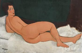 VIDEO: Modiglianiho akt sa predal za 157 miliónov dolárov