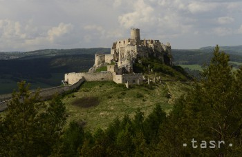 Spišský hrad sa teší vysokej návštevnosti, čísla prekonali minulý rok