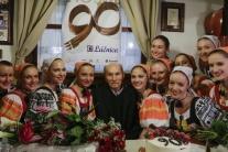 Štefan Nosáľ ostane navždy s nami, odkazujú členovia Lúčnice