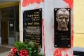 Politických väzňov pobúril súd za postriekanie Biľakovej sochy
