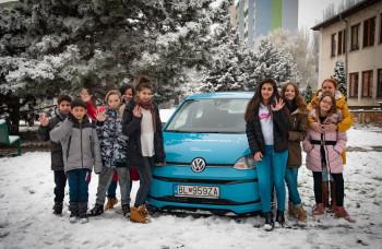 Centrum pre deti a rodiny Košice - Uralská získalo osobný automobil