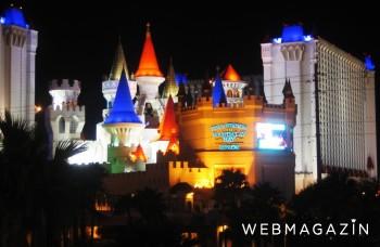 Stroj na peniaze v strede púšte, aj to je Las Vegas!