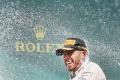 Hamilton po 50. triumfe v kariére: V USA sa cítim ako doma