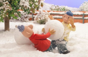 KINO NOVINKY TÝŽDŇA: Pat & Mat: Zimné dobrodružstvá a Creed II