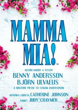 Tilgnerka  na famóznom muzikále Mamma mia
