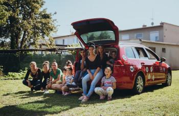 Centrum pre deti a rodiny v Lučenci získalo osobný automobil