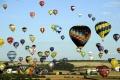 Vo Švajčiarsku sa koná 39. ročník festivalu teplovzdušných balónov