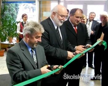 V Prešove otvorili Centrum odborného vzdelávania