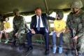Levice: Študenti Detskej univerzity Komenského strávili deň s vojakmi