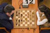 hráči šachu
