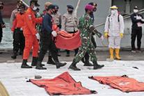 Indonézski záchranári
