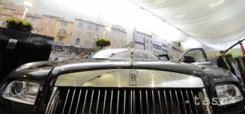 Rusko síce zápasí s krízou, no paradoxne rastie predaj luxusných áut