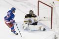 VIDEO: NHL: Halák s 25 zákrokmi pomohol Bruins k triumfu nad Rangers