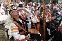 fujeráši, Korytárky, folklór