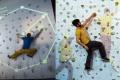 Perfektné spojenie technológie a športu: Augmented Climbing Wall