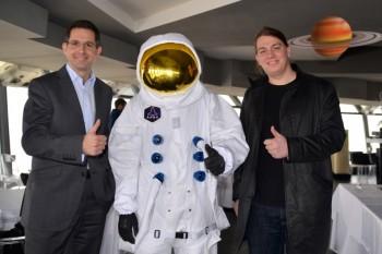 Chcete na Slovensku podporiť vesmírne aktivity? Zaplaťte si to!