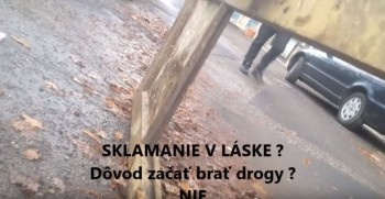 VIDEO: Nebuď otrok drog