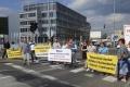 VIDEO: Ružomberčania takmer hodinu blokovali hlavný cestný ťah