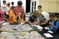 Deti sa počas tvorivých dielní v Prievidzi hrali na detektívov