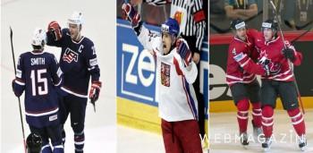 Plekanec, Hall či Vanek, hokejisti na MS, ktorí majú slovenské korene