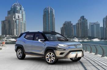 Kórejčania radi hľadia do budúcnosti, moderné autá však zatiaľ nerobia