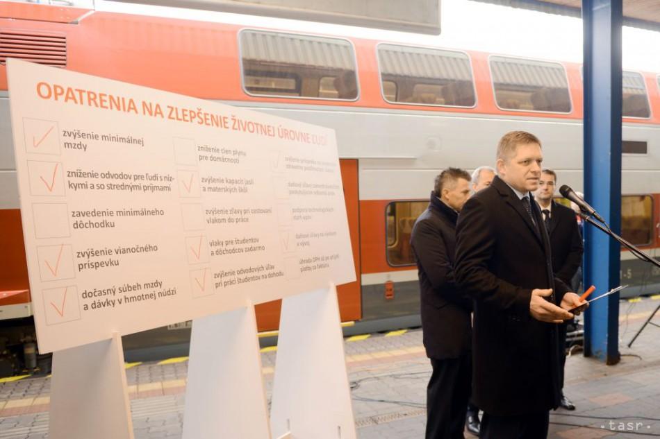 Vlaky zadarmo budú stáť podľa RegioJetu najmenej 36 mil. eur