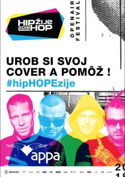Hip Hop Žije 2018 bude mať aj charitatívny rozmer