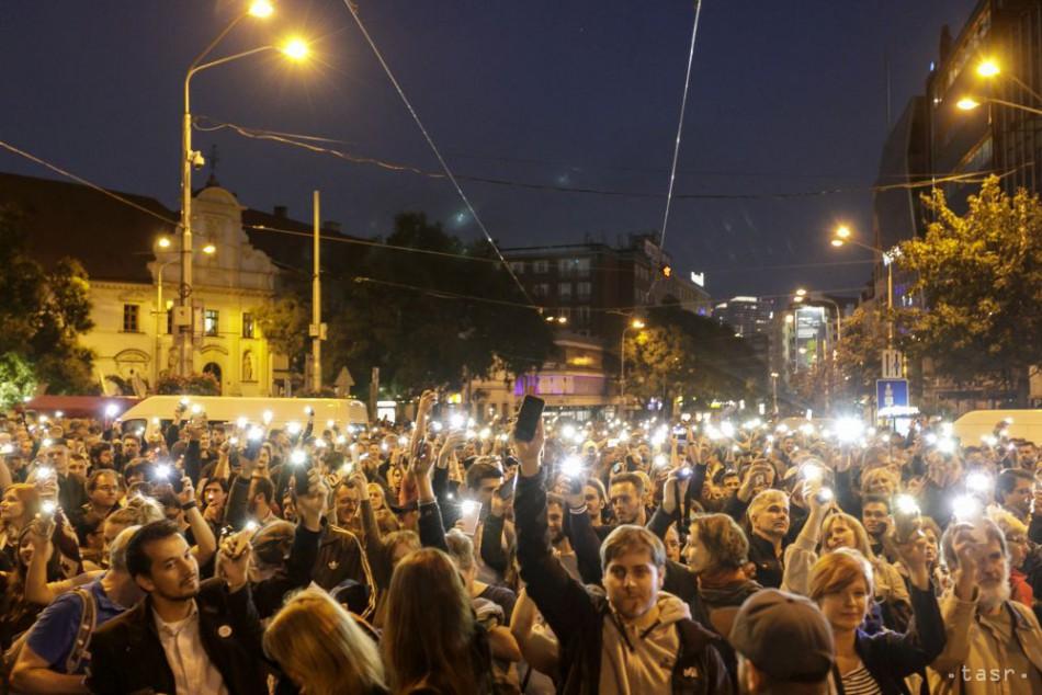 72568e7d9 Za slušné Slovensko si dnes pripomenie vraždu novinára v 58 mestách
