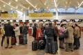 Chaos na viedenskom letisku, desiatky letov zrušili