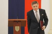 Robert Fico kandiduje na prezidenta SR