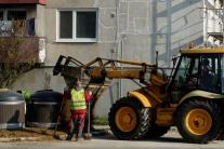 Nové kontajnery na zmesový a triedený zber v Nitre