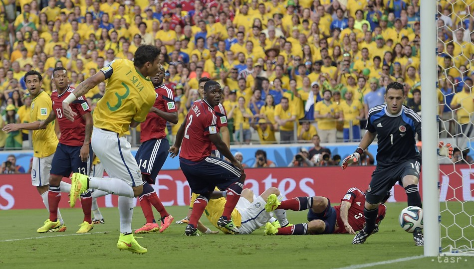 042821284e77c Futbalisti Brazílie vyhrali nad Kolumbiou 2:1