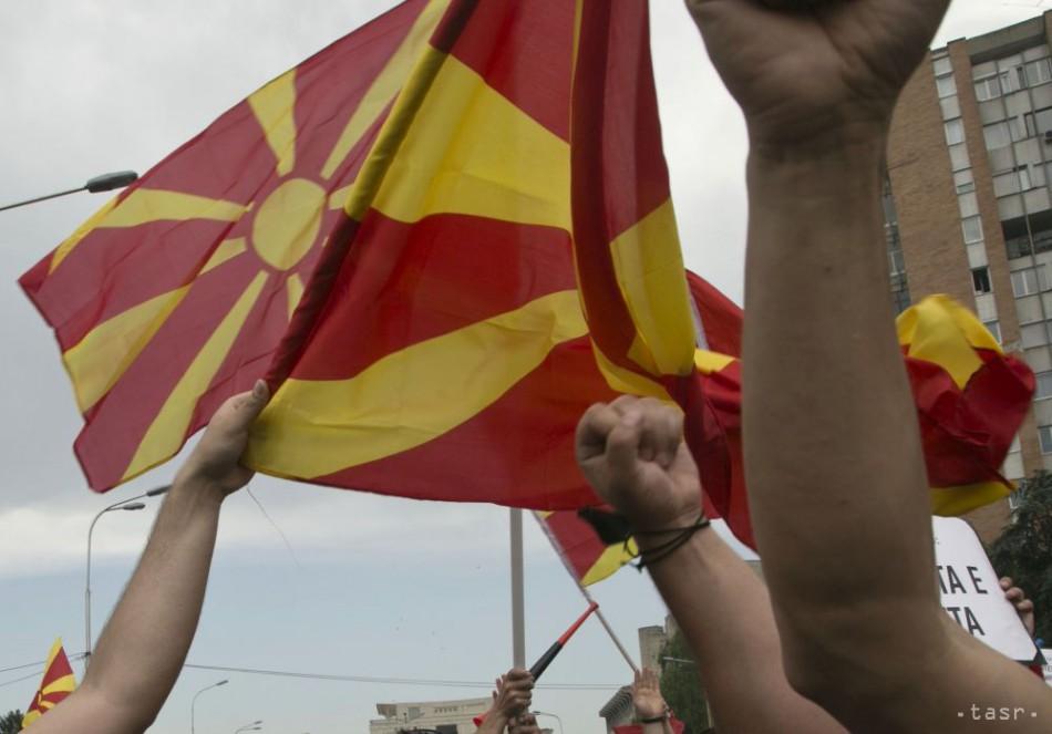 c03749e314bc7 Macedónske médiá: Nový názov krajiny bude Republika Severné Macedónsko