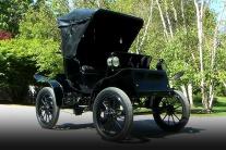 Storočný elektromobil Baker Electrics a jeho staré inzeráty
